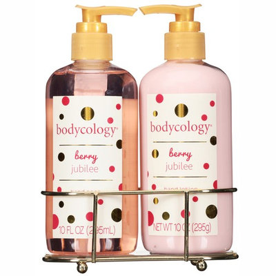 Bodycology Berry Jubilee Hand Soap & Lotion, 2 piece