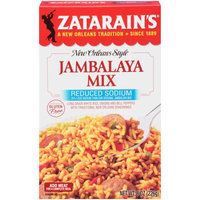 Zatarain's Reduced Sodium Jambalaya Mix, 8 OZ (Pack of 2)