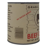 Grabill Country Meats - Beef Chunks 25 oz. -2 Pack