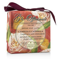 Gli Officinali Camellia & Cinnamon Soap Bar by Gli Officinali