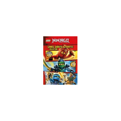 Little, Brown & Company, Inc. Lego Ninjago: Games, Ghosts And Pirates Collection