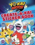 Little, Brown & Company, Inc. Yo-kai Watch: Create-a-kai Sticker Book