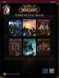 Alfred Publishing World of Warcraft Instrumental Solos: Flute, Book & CD