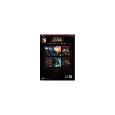 Alfred Publishing World of Warcraft Instrumental Solos: Flute, Book & CD