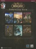 Alfred Publishing World of Warcraft Instrumental Solos: Trombone, Book & CD
