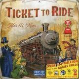 Chegg.com Ticket to Ride Adventure Board Game