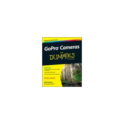 Wiley Gopro Cameras for Dummies (Paperback)