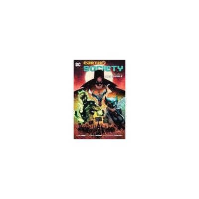 Dc Comics Earth 2: Society Vol. 2