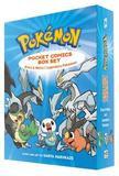 Perfect Square Pokemon Pocket Comics Vols. 1&2 Box Set