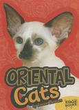 Capstone Press Oriental Cats (Edge Books)