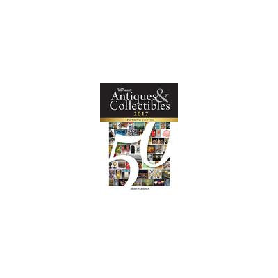 Krause Publications Warman's Antiques & Collectibles 2017