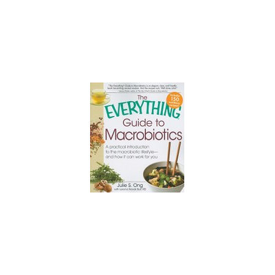 Adams Media The Everything Guide to Macrobiotics (Paperback)