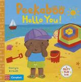Pan Macmillan Publishers Limited Felty Flaps: Peekaboo, Hello You!: A Felty Flap Book