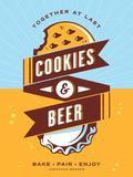 Andrews Mcmeel Publishing Cookies & Beer: Bake, Pair, Enjoy (Paperback) Book