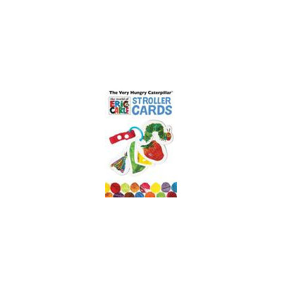 Chronicle Books Llc The Very Hungry Caterpillar Stroller Cards (Cards)