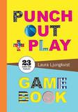 Chronicle Books Punch Out & Play Game Book