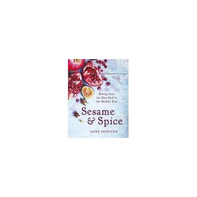 Headline Sesame & Spice Shooter, Anne Hardback New