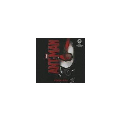 Blackstone Audio Marvel's Ant-man: The Junior Novel
