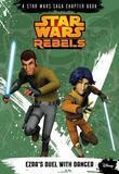 Disney Star Wars Rebels Ezra's Duel With Danger