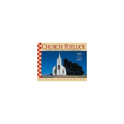 Adams Media Corporation Church Potluck Carry-Ins and Casseroles