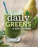 Race Point Publishing Daily Greens 4-Day Cleanse (Hardcover)