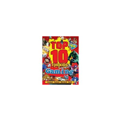 Firefly Books Top 10 for Kids Gaming