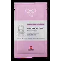 Leaders Cosmetics Vita Brightening Renewal Mask (Pack of 3)