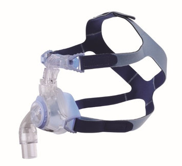 Devilbiss Healthcare EasyFit Lite CPAP Nasal Mask, Silicone, Small
