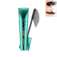 Extend Mascara Extra Long Lash Mascara Waterproof 3D Fiber Mascara Liquid Lash Lengthening Peacock Mascara Thick Eyelash Extensions Long Lasting with 360 Degrees Spiral Brush