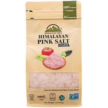 Designed4lifeusa Himalayan Cooking Salt Brown Bag 1lb - Coarse