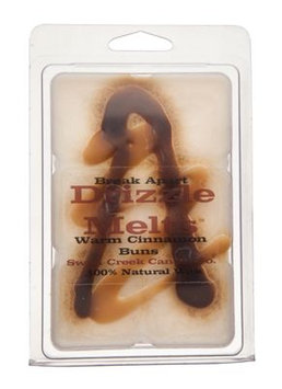 Swan Creek Candle Co. Drizzle Melts Scented Melting Wax - Warm Cinnamon Buns