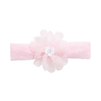 On the Verge Little & Big Girls Organza Flower Headwrap