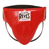 Cleto Reyes Light Foul Protection Cup in Red (Small)