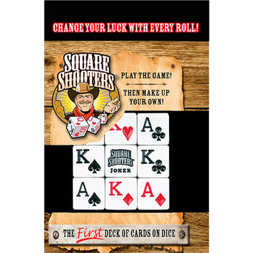 Heartland Consumer Products Llc Square Shooters Dice Game