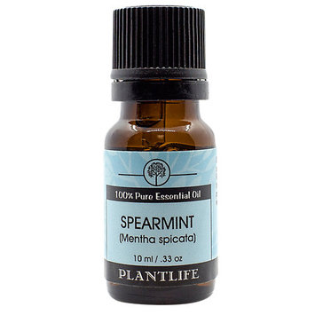 Plantlife Natural Body Care Plantlife Spearmint 100% Pure Therapeutic Grade Essential Oil - 10 ml