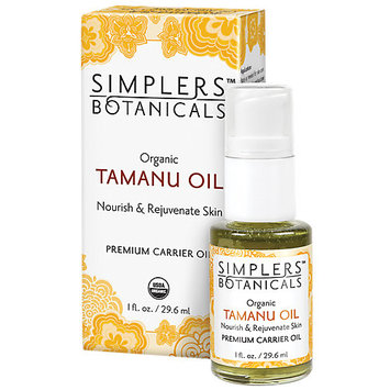 Simplers Botanical Company Organic Tamanu Oil