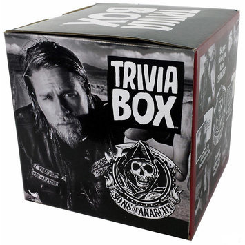 Sons of Anarchy Trivia Box