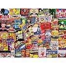 Popcorn 550 Piece Puzzle