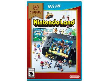 Nintendo Selects: Nintendo Land - Nintendo Wii U