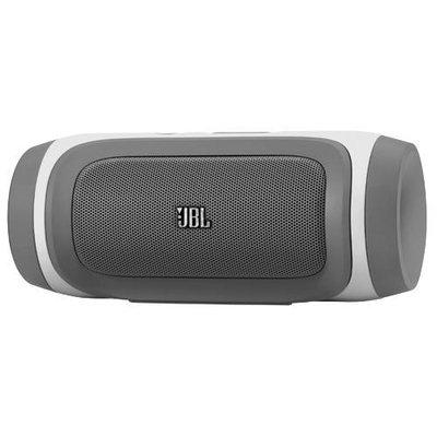 JBL Charge Portable Wireless Bluetooth Speaker (Grey)