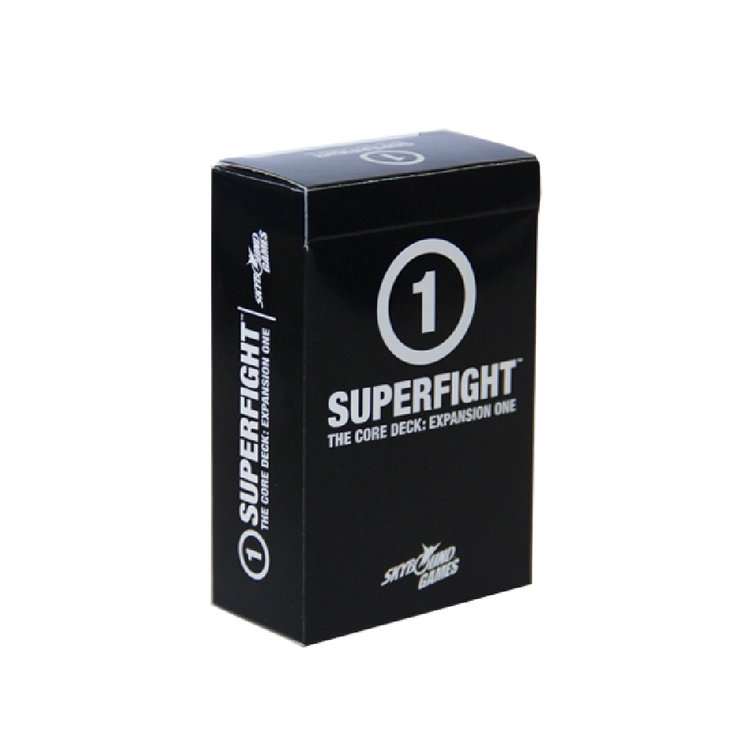 Superfight Core Deck Expansion 1 Game by Publisher Services