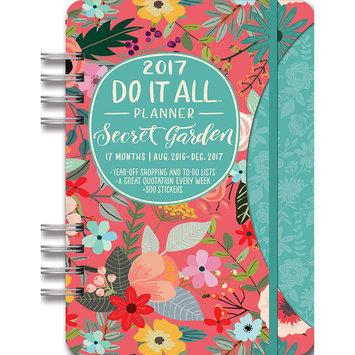 Secret Garden Do It All 2017 Planner
