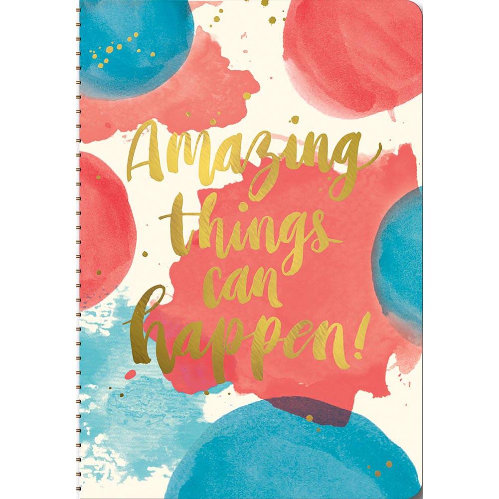 Amazing Things Happen 2017 Weekly Planner