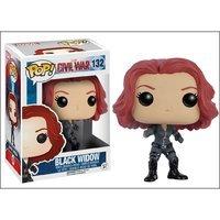 Marvel Captain America Civil War Black Widow Pop! Vinyl Figure