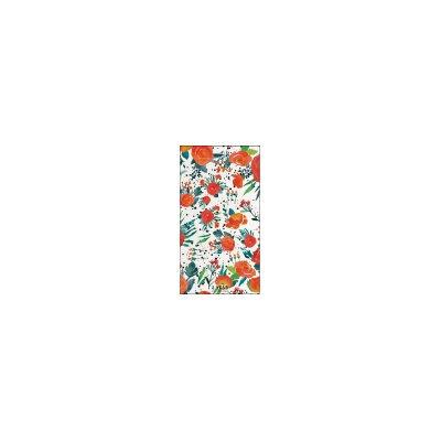 Floral 2 Year 2017 Pocket Planner