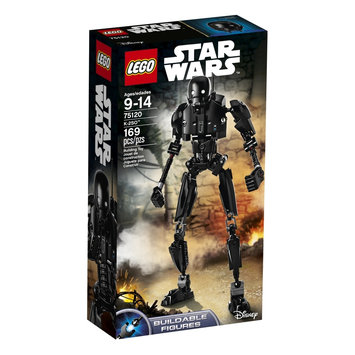 LEGO Star Wars Constraction K-2SO by LEGO Systems Inc