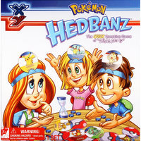 Cardinal Games Pokemon XY Hedbanz Card Game