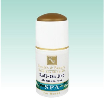 H&B Dead Sea Roll-on Deodorant for Woman