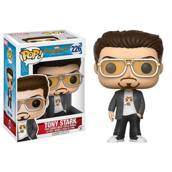 Spider-Man Tony Stark Pop! Vinyl Figure
