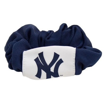 York Yankees Official MLB Hair Twist Ponytail Holder by Little Earth 178680